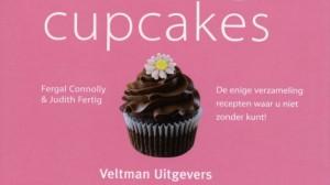Voorkant kookboek 500 cupcakes