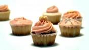 Valentijnscupcakes met hartjes