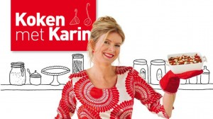 Koken met Karin, handboek oven, Karin Luiten, uitgeverij Nieuw Amsterdam