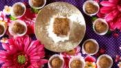 Gluten- en suikervrije dadelhapjes