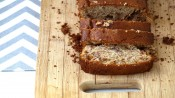 Bananabread met noten
